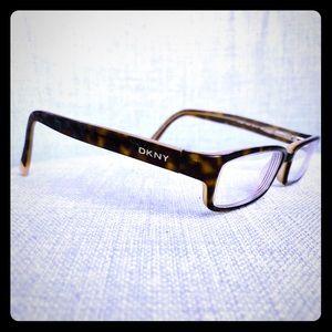 DKNY Tortoise Glasses